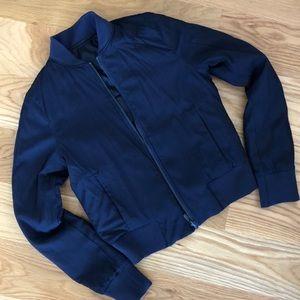 Reversible Navy Blue Lululemon Jacket